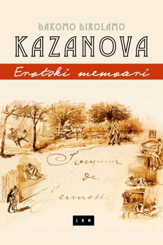 Kazanova, Erotski memoari